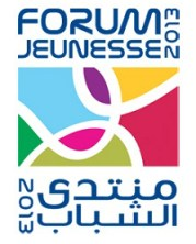 Logo Forum jeunesse 2013