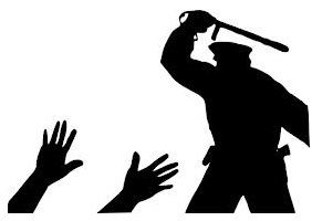 Brutalite Policiere - photo (clker.com)