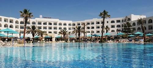 Hôtel Tunisie (photo vinccihoteles)