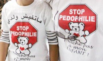 Stop-Pedophilie