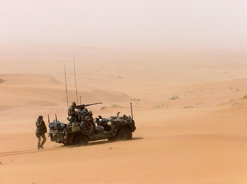 Commandos US - Libye (photo infosdefense)