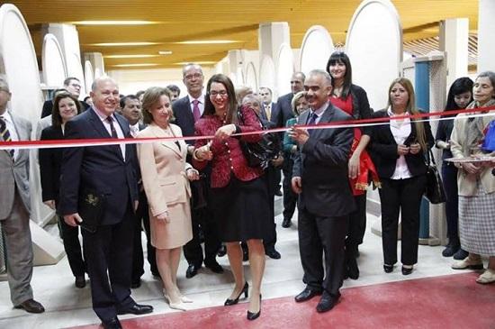 Amel Karboul inaugure le MIT
