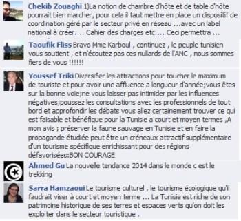 FB Amel Karboul - commentaires