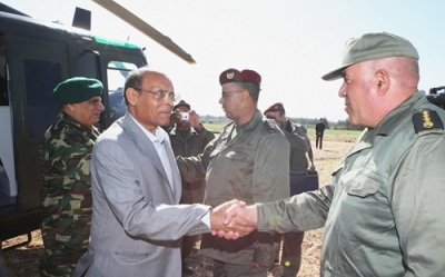 Marzouki - Chaambi
