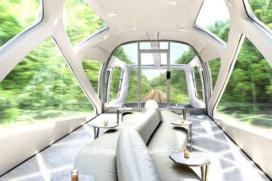 Cruise Train (credit photo - gizmodo) 2