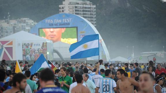 Argentine (credit photo - FIFA.com)