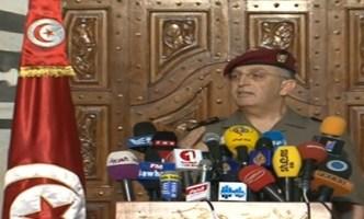 Conference de presse - Armee