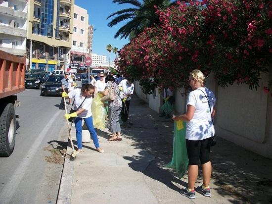 Thomas Cook - nettoyage Sousse 15-07-2014 (4)