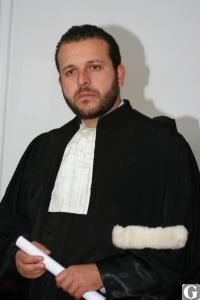 L'avocat Mounir Ben Salha