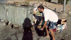 trash bucket challenge houssem hamdi