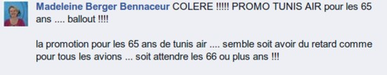 commentaire tunisair 2