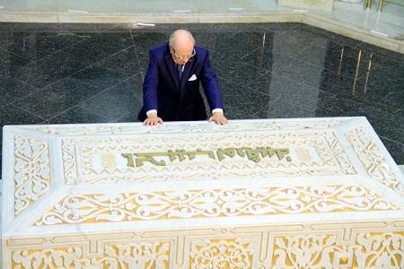 Beji Caid Essebsi 02-11-2014 (credit photo page facebook Nidaa Tounes)