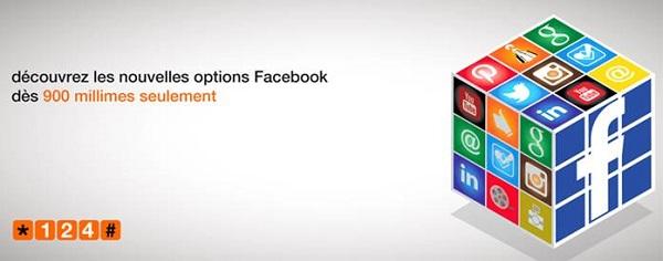 Orange - Facebook