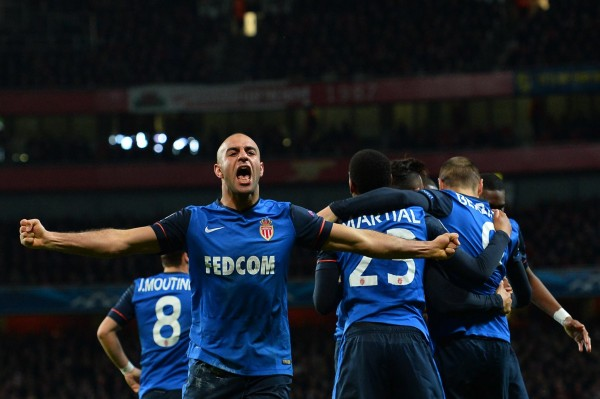 Aymen Abdennour (AS Monaco) | Crédit : UEFA Champions League