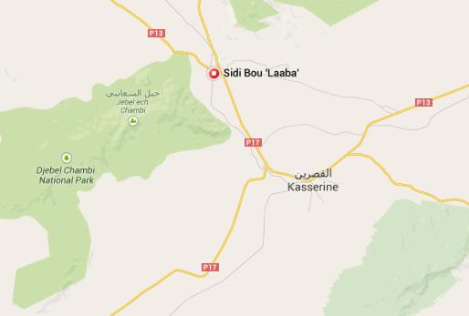 Attaque terroriste à Boulaaba dans la région de Kasserine