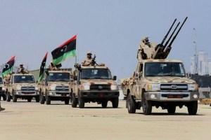 Armee libyenne