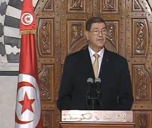 Habib Essid 2e conf de presse