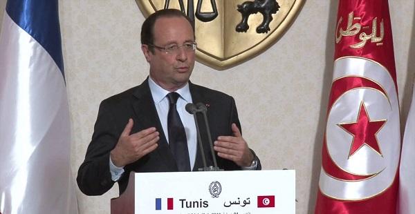 Hollande tunisie