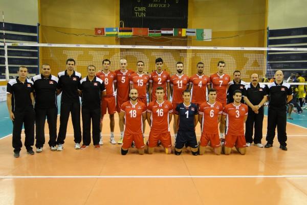 Tunisie Volley-ball