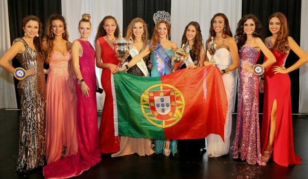 Election de Miss Portugal