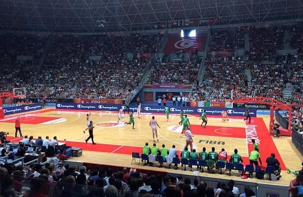 Tunisie - Mali Afrobasket