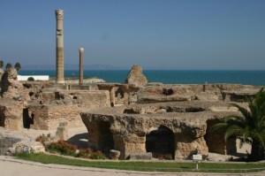 carthage - tunisiedesert