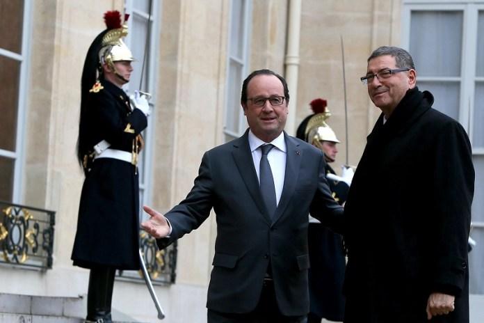 Hollande - Essid