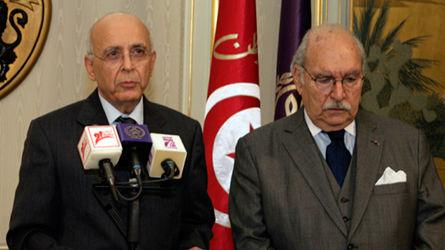 M. Ghannouchi - F. Mebazaa
