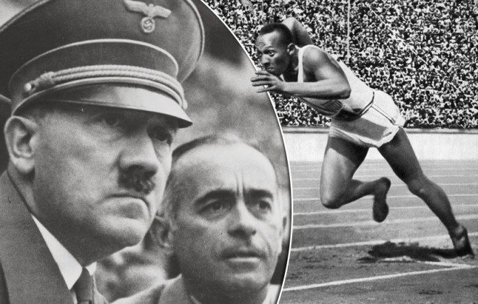Jesse Owens - Hitler
