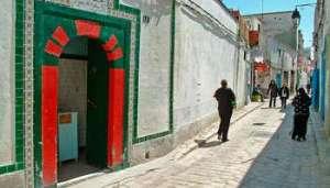 Rue du Pacha