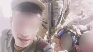 selfie-soldat