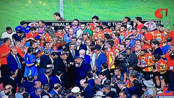 14ème Coupe de Tunisie pour l'EST