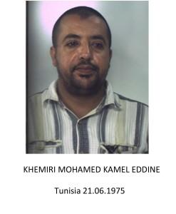 Mohamed Kamel Eddine Khemiri