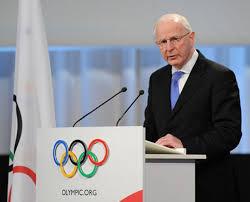 Patrick Hickey, président du Comité olympique européen