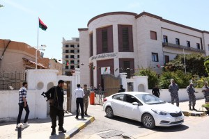 Ministère des AE Libyen