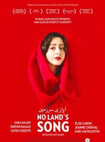 Affiche du film No Land's song
