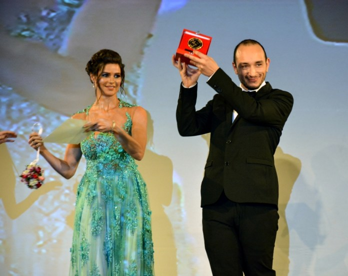 Compétition 1ère Oeuvre: Meilleur interprétation masculine : Majd Mastoura