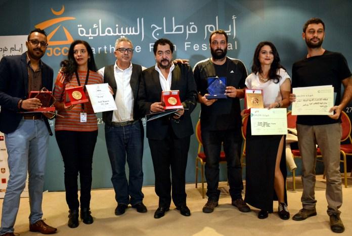 JCC - Les lauréats des sections parallèles