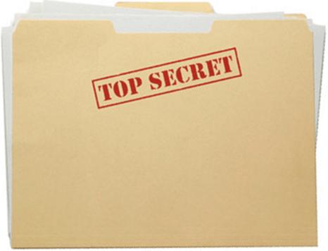 Dcouverte de documents top secret dans un appartement