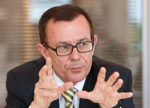 Andreas Reinicke, ambassadeur de l'Allemagne en Tunisie