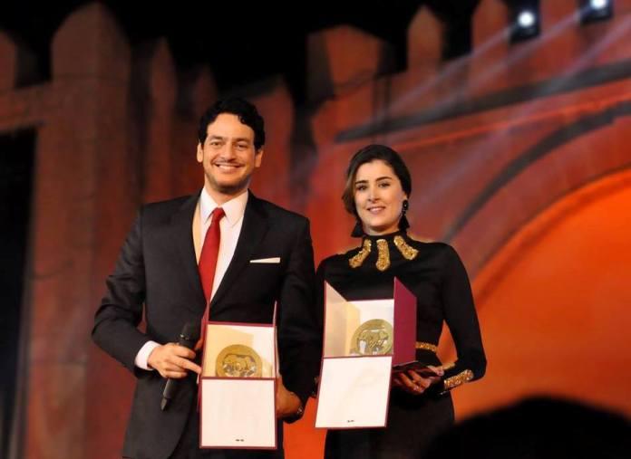 """Khaled Abol Naga et Aïcha Ben Ahmed animent la cérémonie de clôture de """"Sfax, Capitale de la Culture Arabe 2016"""