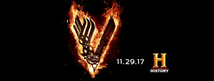 Affiche de Vikings, saison 5
