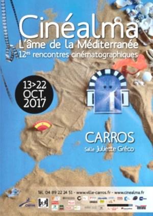 Affiche du Festival CinéAlma