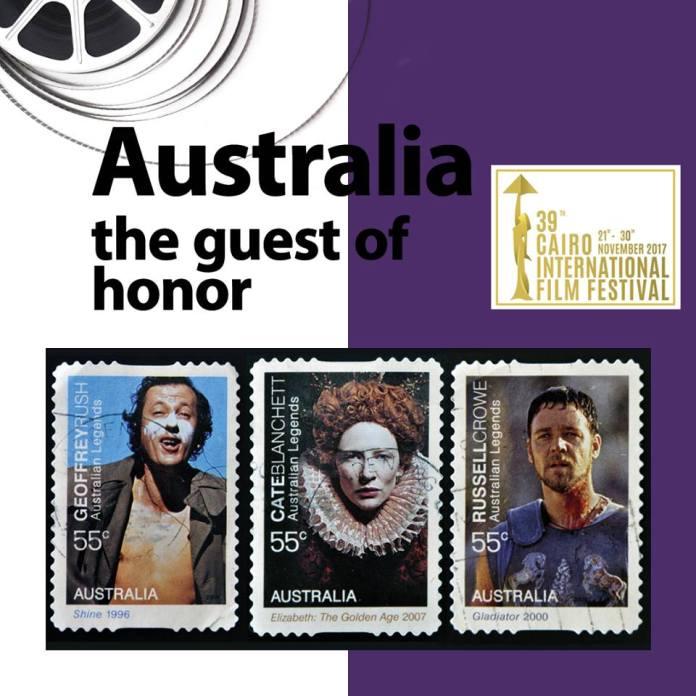 L'Australie, invitée d'honneur du Festival International du Film du Caire