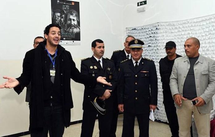 Khaled Abol Naga lors des JCC des Prisons 2015