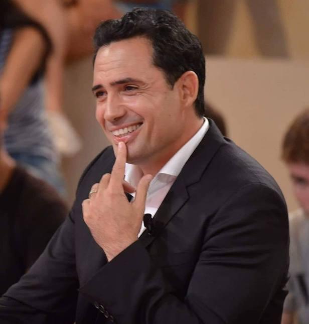 Dhafer L'Abidine lors de l'émission TV hkayet Tounsia