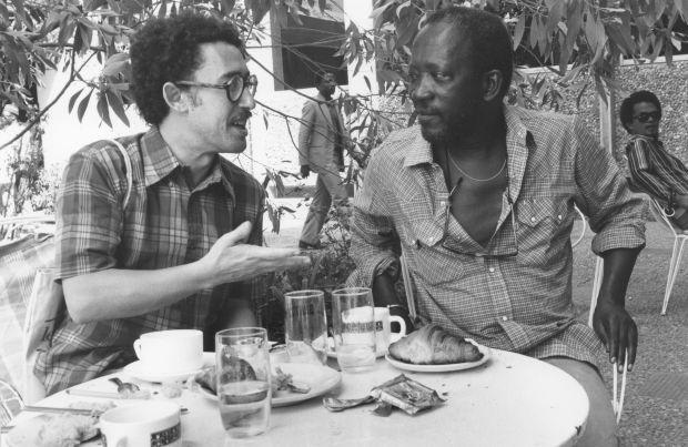 Férid Boughedir dans Camera d'Afrique'Afrique