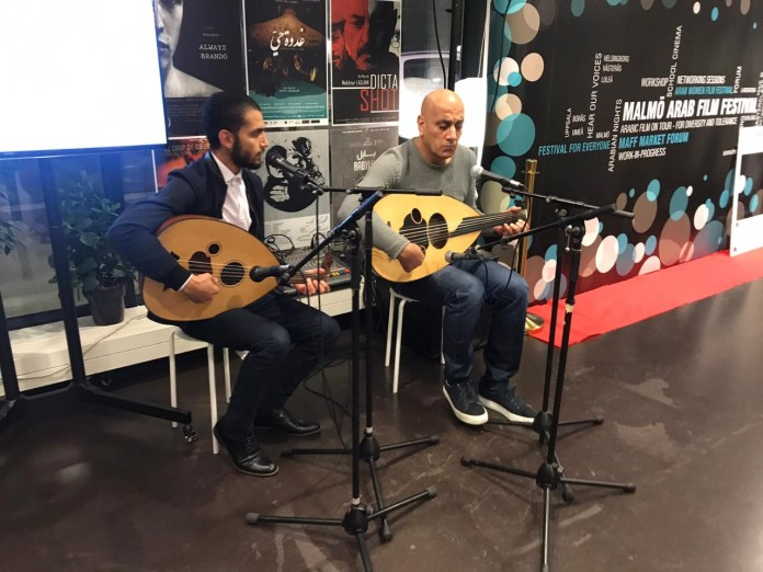 MAFF 2019 - Des musiciens pour animer les Arabian Nights