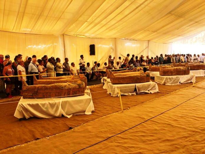 Sarcophage Egypte Louxor