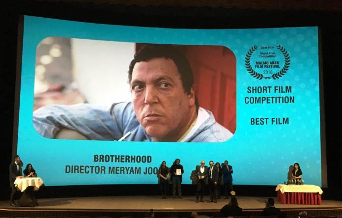 Prix du Meilleur court métrage pour Brotherhood